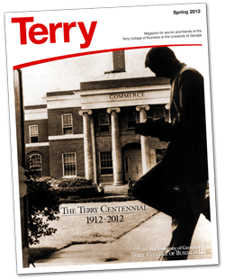 Terry Magazine: Spring 2012 Issue